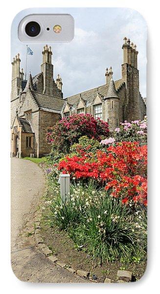 Lauriston Castle IPhone Case