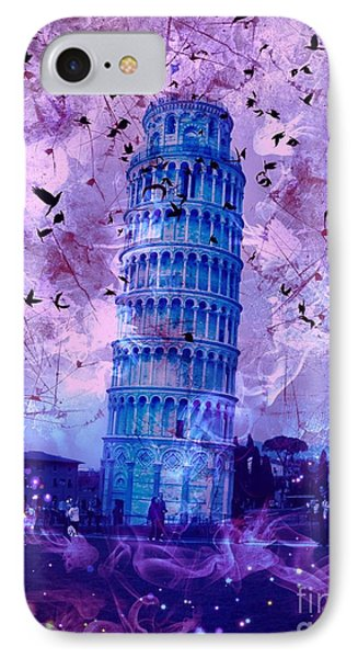 Leaning Tower Of Pisa 2 IPhone Case