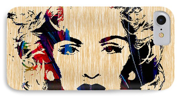 Madonna Collection IPhone Case