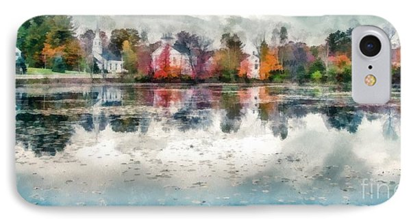 Marlow New Hampshire IPhone Case