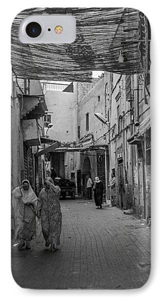 Marrakech Souk IPhone Case