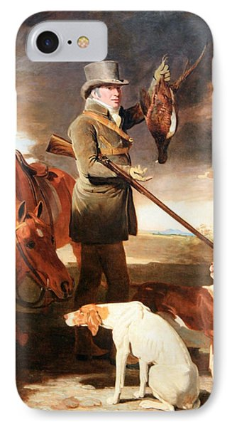 Marshall's J G Shaddick -- The Celebrated Sportsman IPhone Case