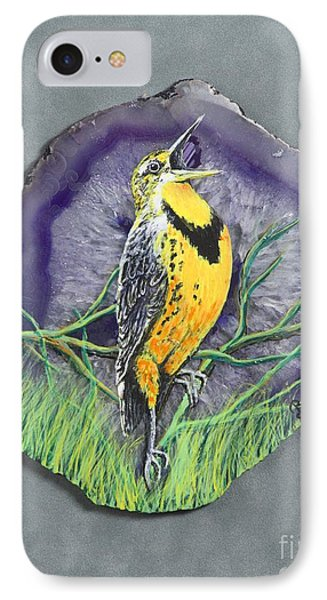 Meadow Soloist I IPhone Case