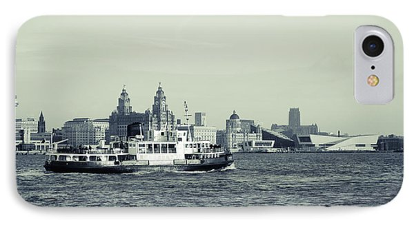 Mersey Ferry IPhone Case