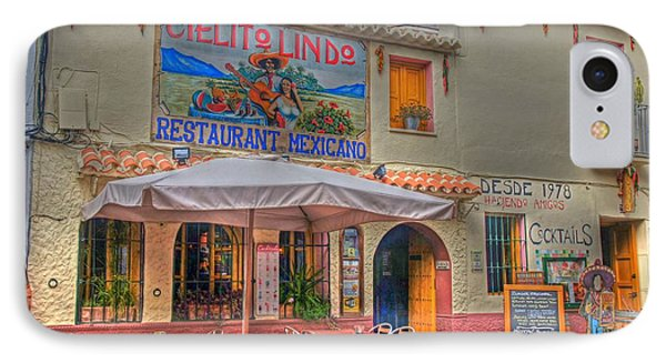 Mexican Restaurant IPhone Case