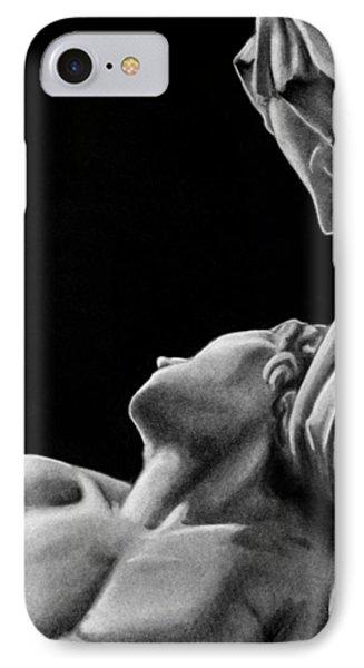 Michelangelo's 'pieta' Part II IPhone Case