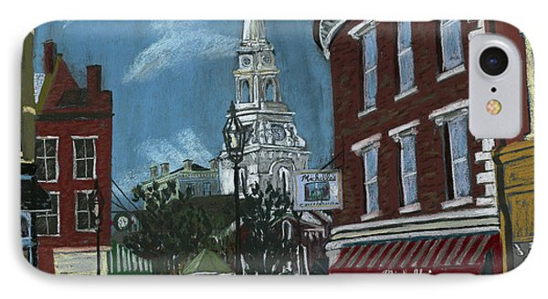 Michelle's On Market Square IPhone Case