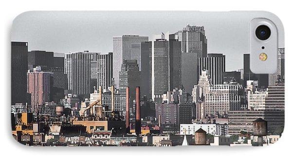 Midtown Manhattan 1978 IPhone Case