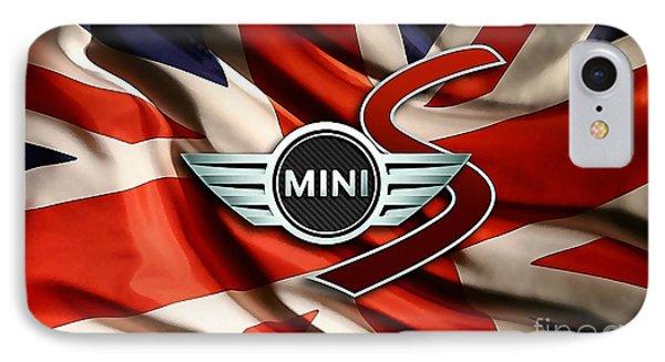 Mini Cooper Badge IPhone Case