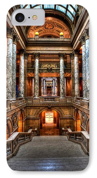Minnesota State Capitol St Paul IPhone Case