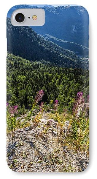 Mountain Panorama. Italy IPhone Case