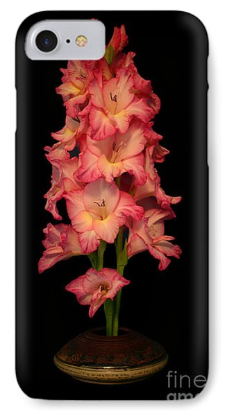 My Gladiolus IPhone Case