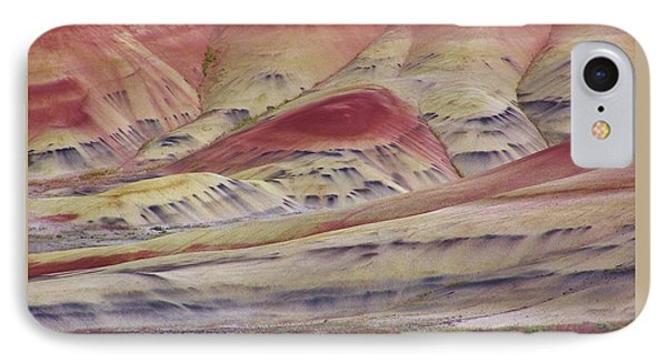 John Day Fossil Beds Painted Hills IPhone Case