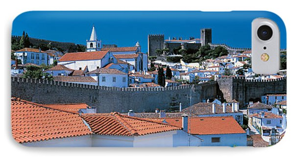 Obidos Portugal IPhone Case