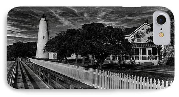 Ocracoke Lighthouse IPhone Case
