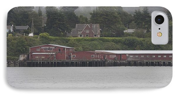 Old Cannery Building IPhone Case