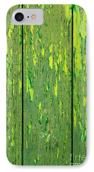 Old Wooden Background IPhone Case