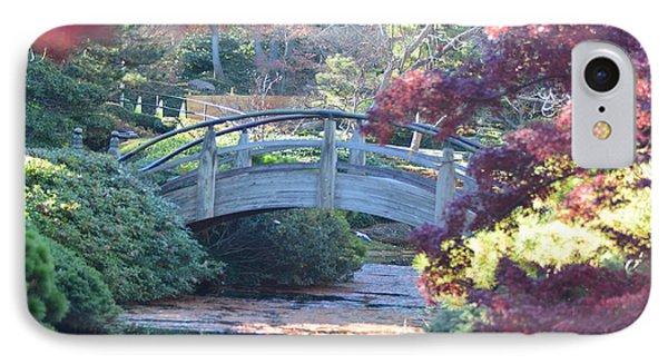 Oriental Bridge 3 IPhone Case