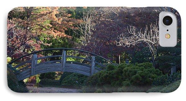 Oriental Bridge IPhone Case