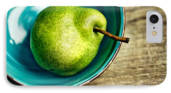 Fruit iPhone 8 Case - Pears by Nailia Schwarz