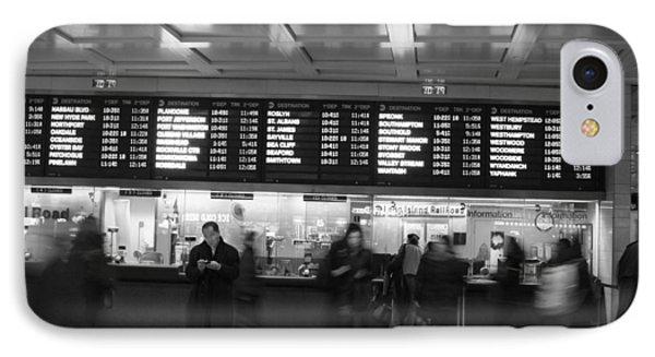Penn Station IPhone Case