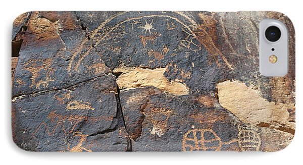 547p Petroglyph - Nine Mile Canyon IPhone Case