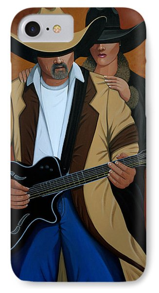 Play A Song For Me IPhone Case