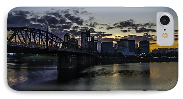 Portland Waterfront IPhone Case