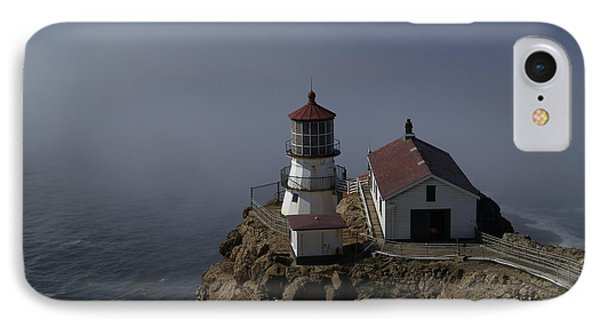 Pt Reyes Lighthouse IPhone Case