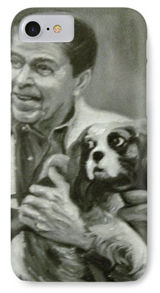 Reagan And Rex IPhone Case