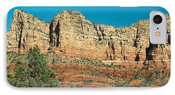Red Rock Formation Near Sedona Arizona IPhone Case