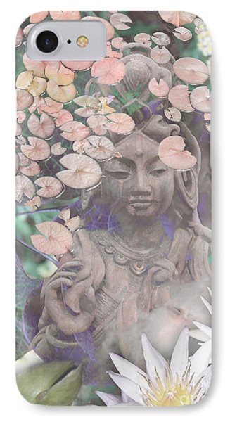 Garden iPhone 8 Case - Reflections by Christopher Beikmann