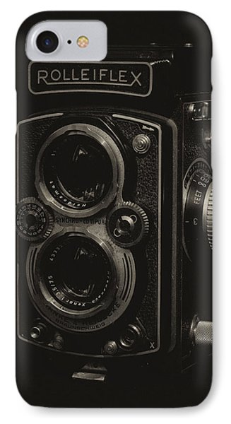Rolleiflex IPhone Case