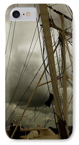 Sailor Take Warning IPhone Case