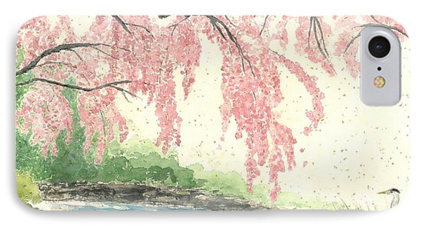 Sakura II IPhone Case