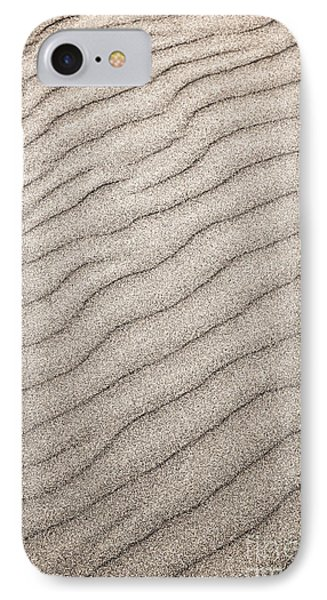Sand Ripples Abstract IPhone 8 Case
