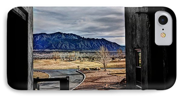 Sandia Mountains IPhone Case