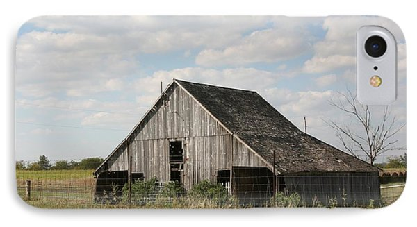 Scenic Barn IPhone Case