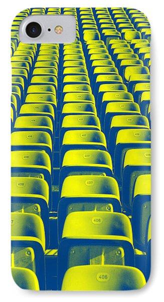Seats IPhone Case