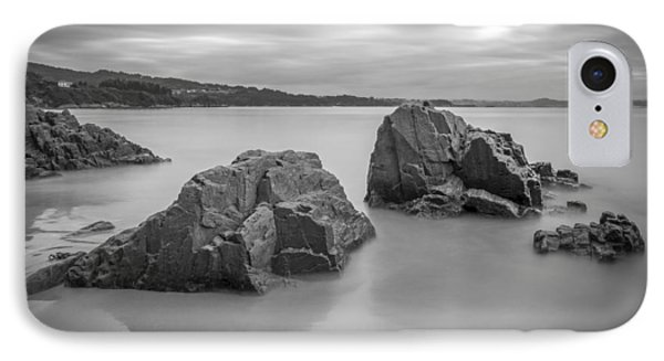 Seselle Beach Galicia Spain IPhone Case