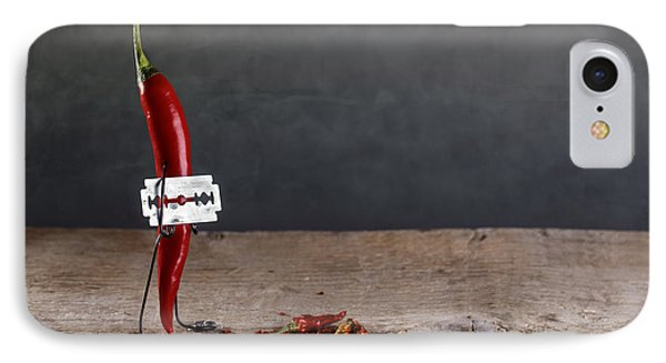Sharp Chili IPhone Case