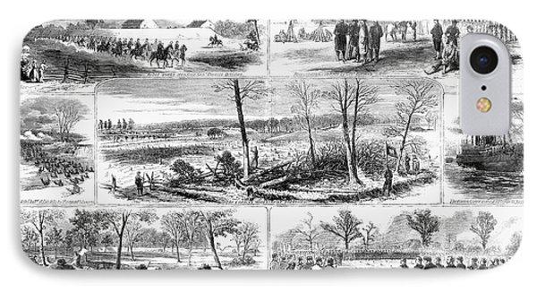 Siege Of Yorktown, 1862 IPhone Case