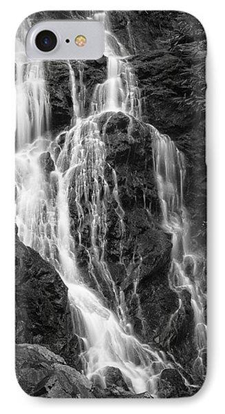 Smoky Waterfall IPhone Case