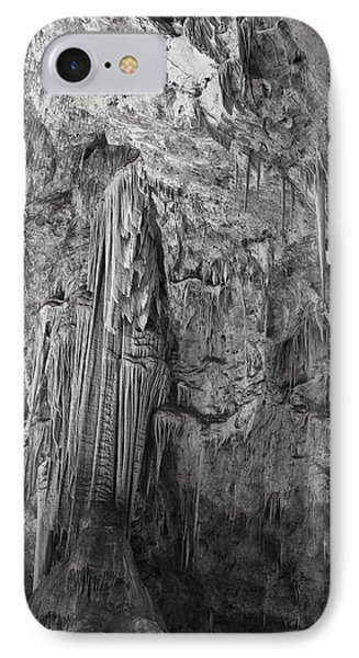Stalactites In The Hall Of Giants IPhone Case