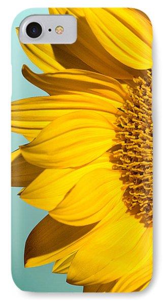 Sunflower iPhone 8 Case - Sunflower by Mark Ashkenazi