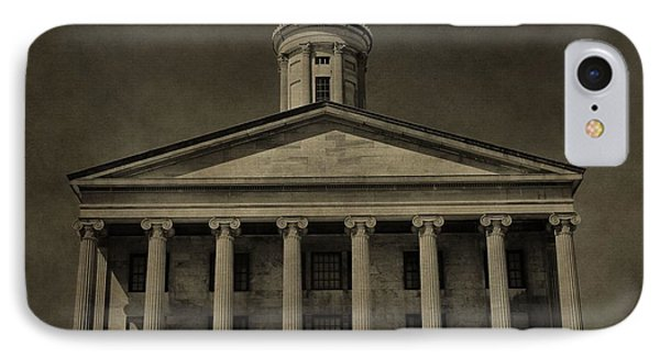 Tennessee Capitol Building IPhone Case