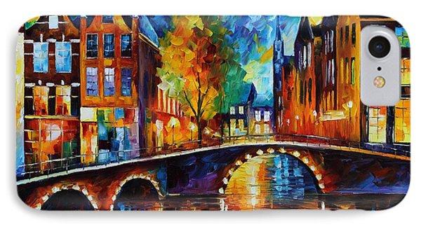 The Bridges Of Amsterdam IPhone Case