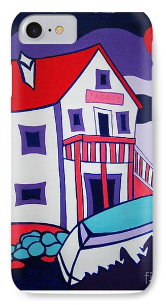The Tackle House IPhone Case