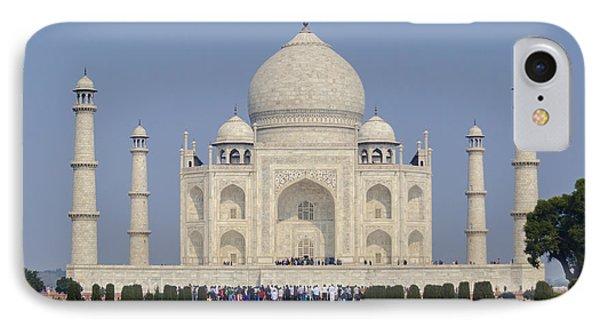 The Taj Mahal IPhone Case