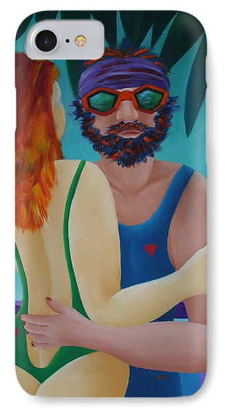Tropical Dance IPhone Case